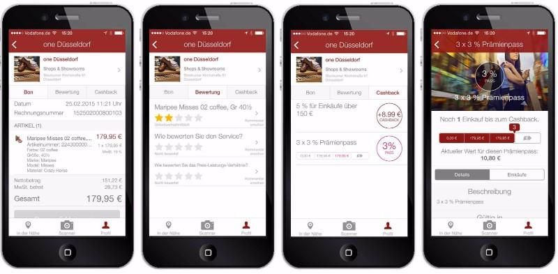 Die One-App von Qnips.
