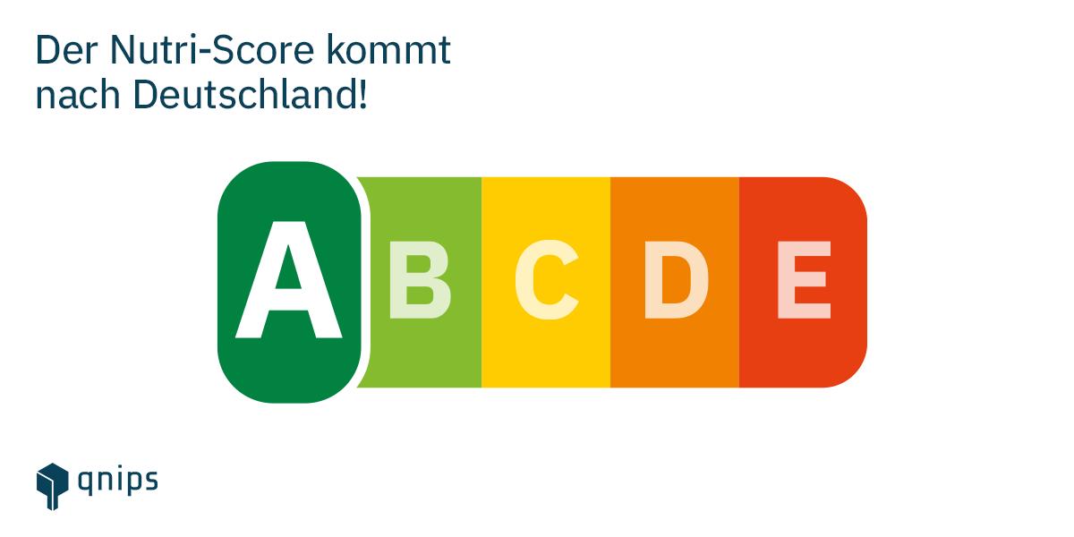 Der Nutri-Score kommt nach Deutschland