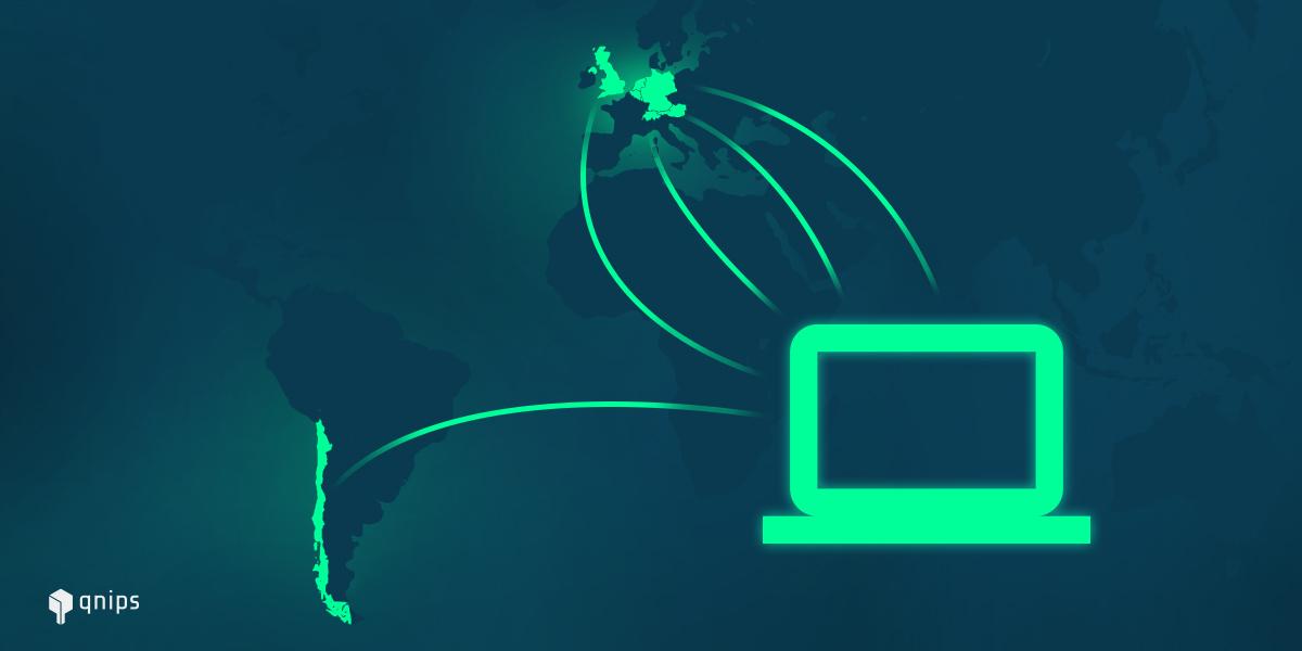 qnips hilft Ihnen beim Prozess der Internationalisierung