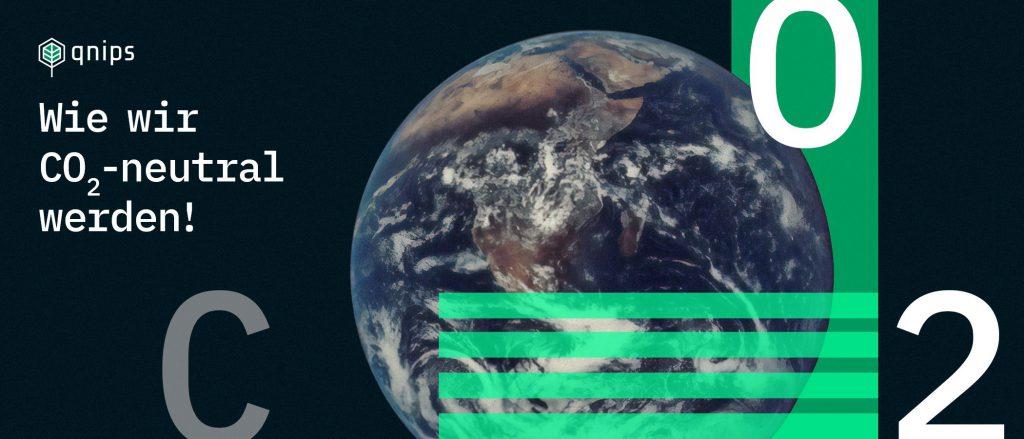 qnips wird CO2-neutral!