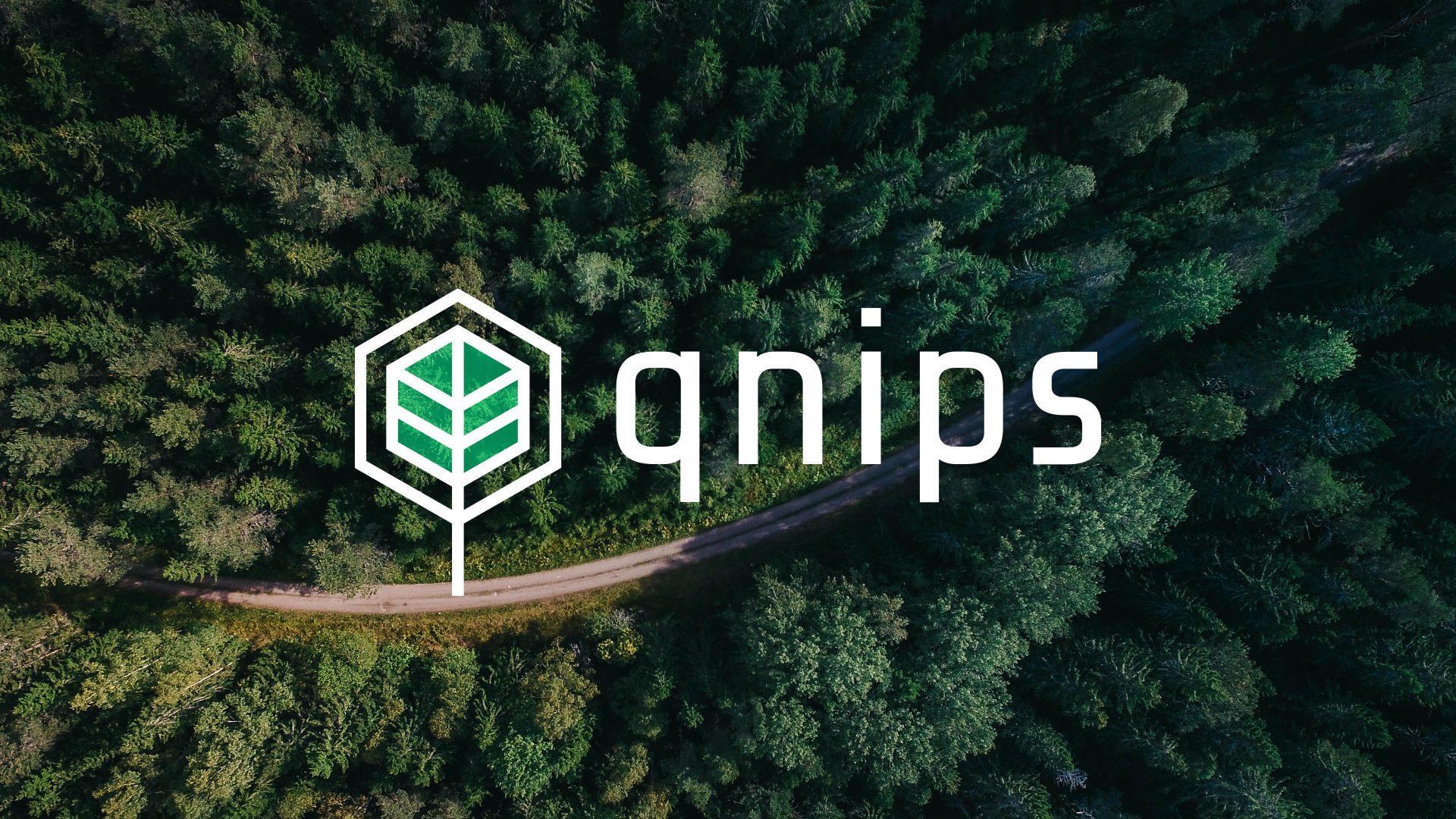 qnips goes green